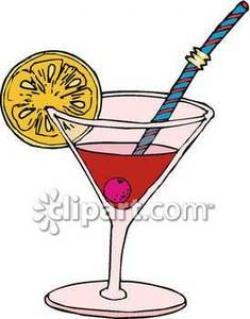 Vodka clipart cocktail