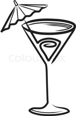 Vodka clipart gin and tonic