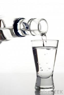 Wodka clipart shot glass