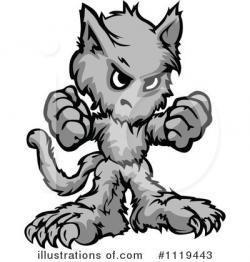 Werewolf clipart wolfman
