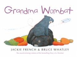 Wombat clipart jackie french