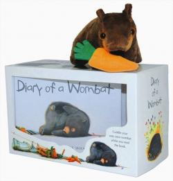 Wombat clipart the diary