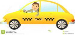 Taxi clipart auto