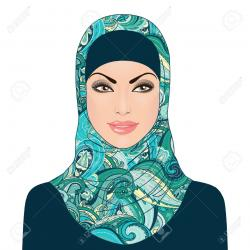 Islam clipart malay person