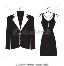 Suit clipart formal wear