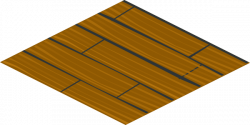 Tiles clipart wooden floor