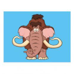 Woolly Mammoth clipart disney