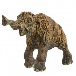 Woolly Mammoth clipart toy animal