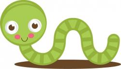 Inchworm clipart earthworm