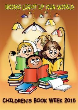 Club clipart book week