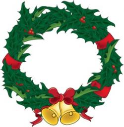 Gingerbread clipart wreath