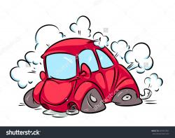 Wreck clipart cartoon