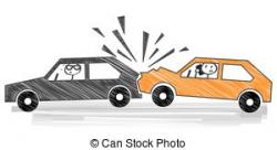 Wreck clipart rear end collision