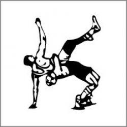Matte clipart high school wrestling