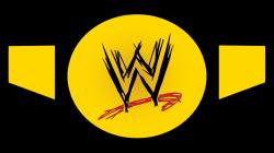 Wrestler clipart wrestling belt