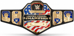 WWE clipart united states championship