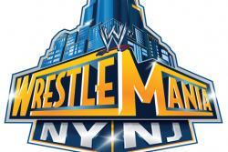 WWE clipart wrestlemania