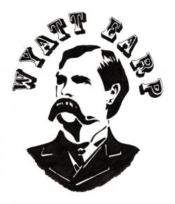 Wyatt Earp clipart