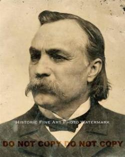 Wyatt Earp clipart dead man