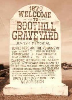 Wyatt Earp clipart tomb