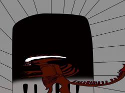 Xenomorph clipart engineer