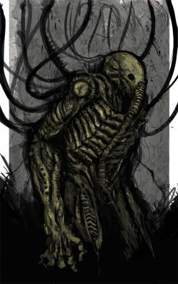Drawn predator engineer