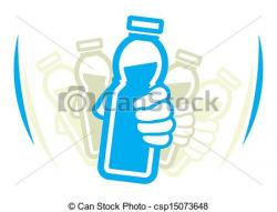 Yogurt clipart bottle