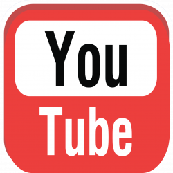 Youtube clipart transparent background