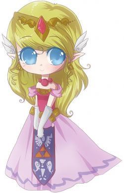 Zelda clipart mom