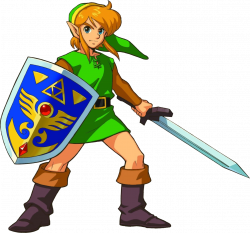 Zelda clipart old school