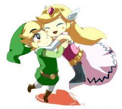 Zelda clipart toon