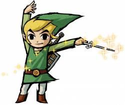Zelda clipart wind waker hd