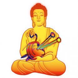 Zen clipart indian guru