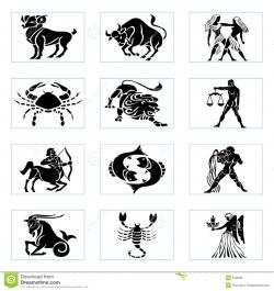 Horoscope clipart astrological sign