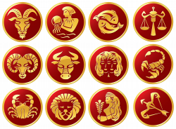 Astrology clipart horoscope