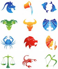 Horoscope clipart star sign