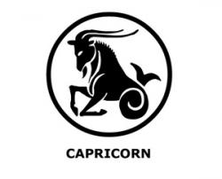 Zodiac Sign clipart goat