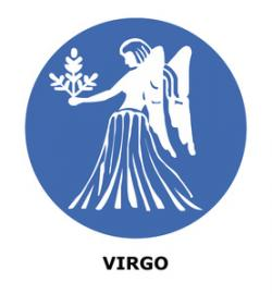 Astrology clipart virgo