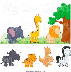Collage clipart cute