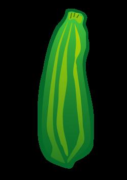 Cucumber clipart cartoon