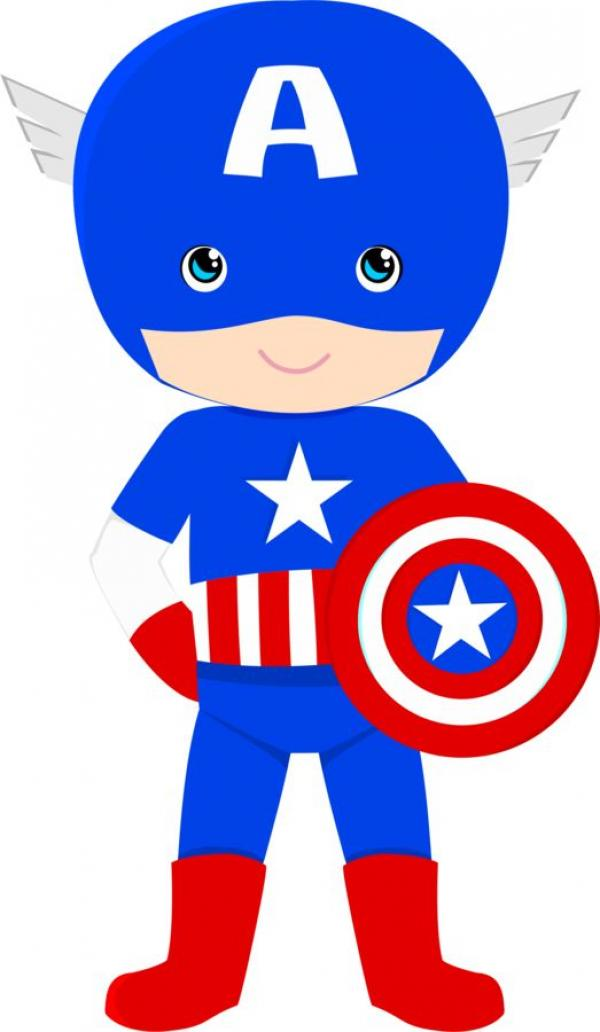 Saying clipart marvel character