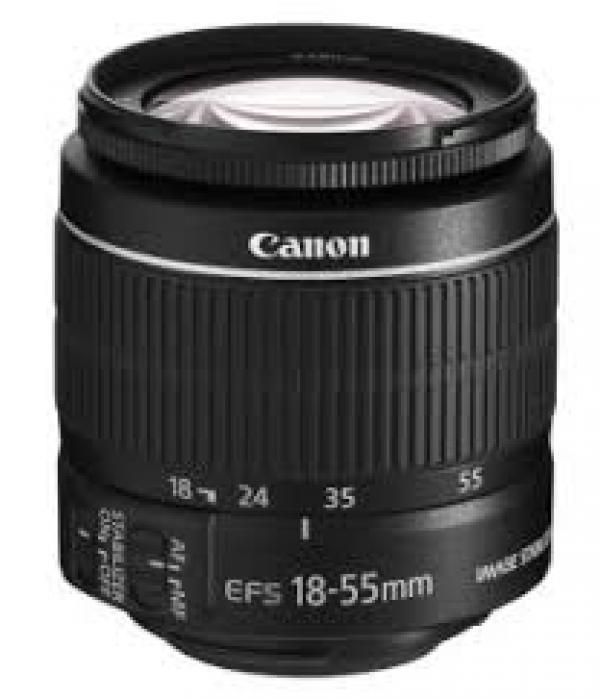 Select the portrait lens